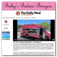 The Daily Meal - 101 Best Food Trucks in America for 2016